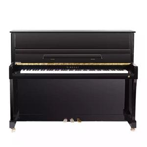 钢琴,星海牌,型号115H,黑色,八成新,完好无损,可上门看试,非诚勿扰!