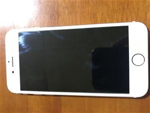 苹果 个人使用的ipone6S粉色     16G的刚换的新电池    八成新      有需要的联...