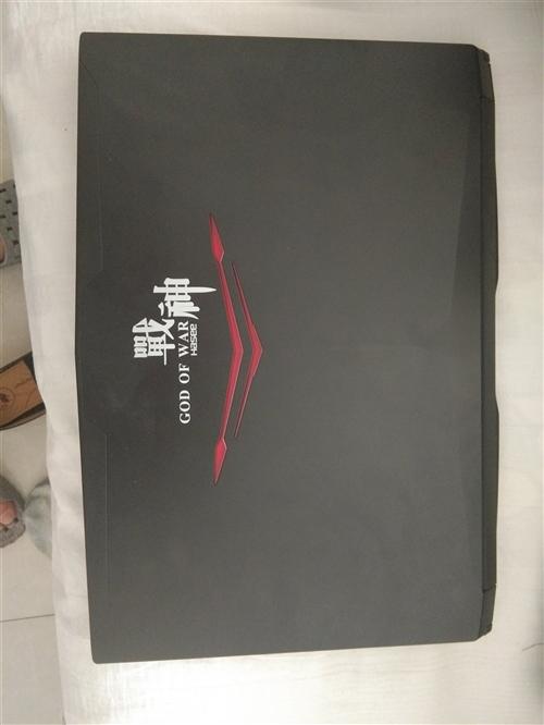 神舟T6游戲筆記本,八成新,用的少,i5處理器,固態硬盤,1050顯卡!有意者聯系我,可小刀!