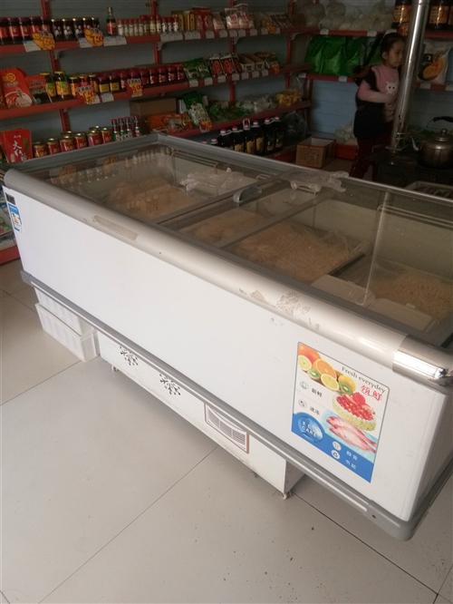 本人有杂粮地堆,12组1米8的货架,一个双温冷柜现低价出售,全部九成新,联系方式:151937960...