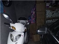 经典豪爵125踏板摩托车,一点毛病都没有,忍痛割爱了,卖给爱车人士。
