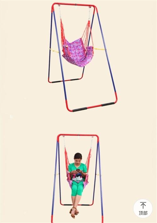 刚买的儿童跳跳椅一套!九成新