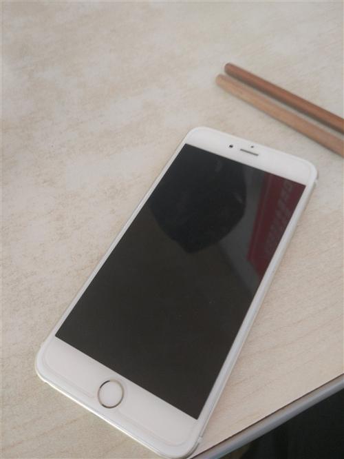 苹果6p成色还可以,自用的