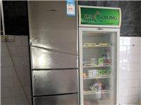 冰箱600保鲜柜300转让