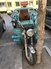 有一电动三轮车低价出售
