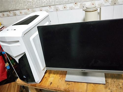 出售台式电脑一套,完全正常,无暗病,成色新,需要的联系。