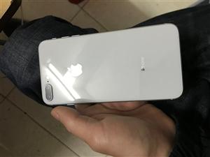 苹果8p,国行64G,裸机一部,保修还有两个多月,无任何问题,外观95新,白色。需要的联系我,那种又...