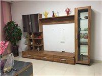 低价出售,实木家具,九层新,电视柜,书柜,