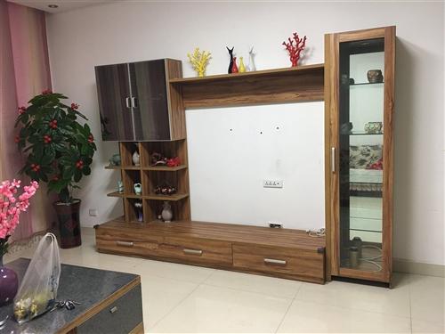 低價出售,實木家具,九層新,電視柜,書柜