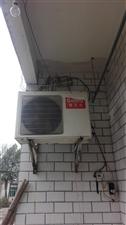 格兰仕空调,只因村里电压太低,一直没整改开不起来