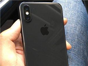 出一台自用iPhoneX黑色美版无锁全网通95新 价格可商量 诚心要的联系我
