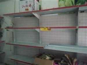 出售超市九成货架,白菜价,价格面议