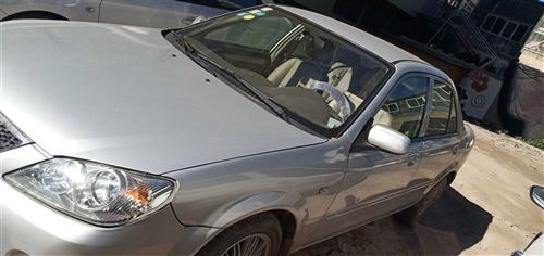 现将爱车海马汽车转让    1.6L排量  自动挡!带倒车雷达。 检车到4月  保险到10月 !  ...