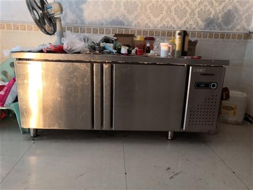 1.8米全銅管冰柜~9成新!電扒爐,小票機