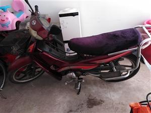 8成新摩托车,闲置转让,1700元出售