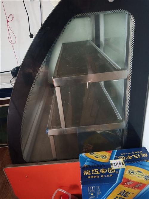 展示冰柜八成新,有意者请联系