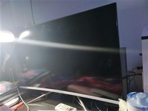 新电脑 玩王者荣耀买的  !搬家呢忍痛割爱!超大弧度屏幕!送无线鼠标!无线键盘!