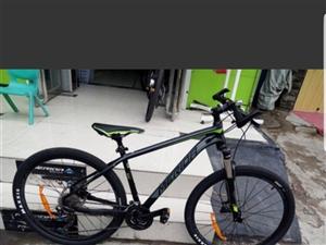 19年2月17日买的美利达挑战者600,买之前纠结电动还是自行车,最后买来有点后悔没买电动所以打算出...