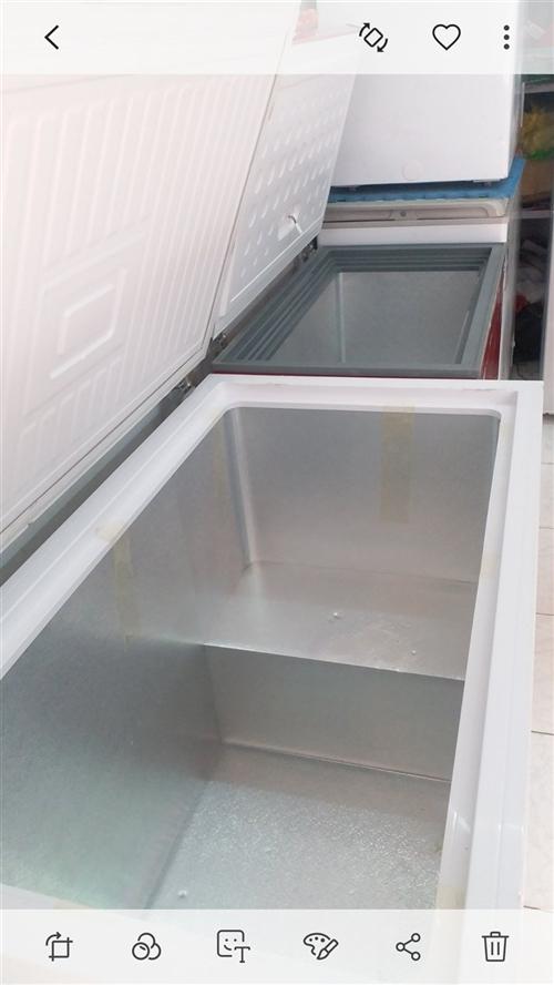 临清冰柜出售,全新磕碰冰柜,冰箱,展示柜,点菜柜,岛柜等,大小冰柜都有,最小冰柜500元