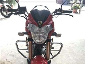 出售钱江龙摩托车   因常年不在家很少骑,所以忍痛割爱出售,证件齐全非诚勿扰