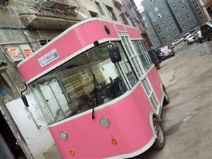 移动式餐车转卖,全新车,用了几次,半价出可经营早餐,烧烤各类小吃,联系电话18683025999