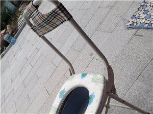 椅子马桶坐便器,适合老人孕妇,八九成新