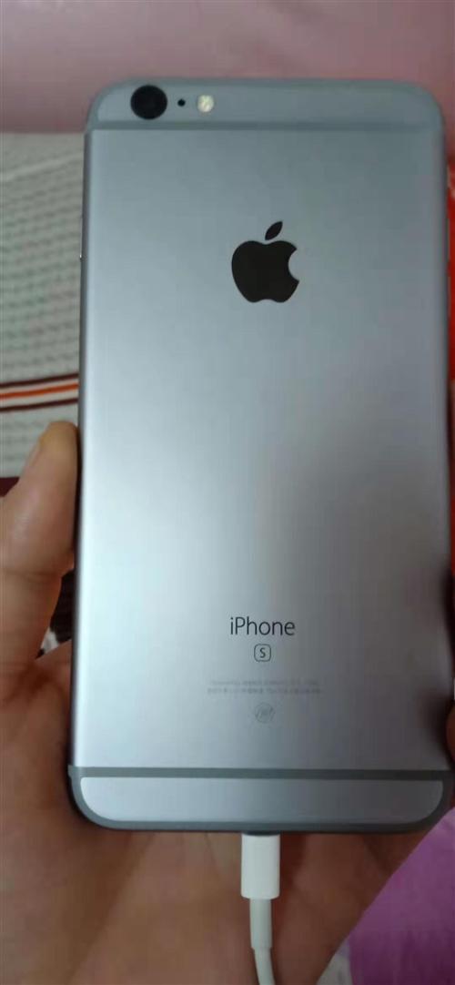 出售苹果6sp银色,自用机,2018年11月购买,成色9.9新,国行,32G,一点磕碰都没,摔伤也没...