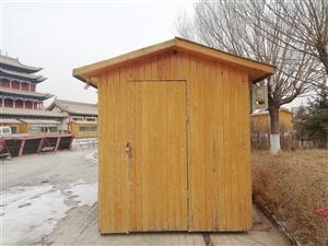 出售带保温层的可移动木屋(4.5m×2.2m)