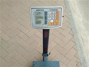 今有電子秤用臺,九成新。買來沒用著,現在想低價處理,需要者請聯系。