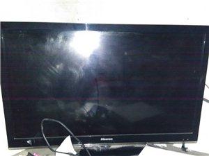 出售二手夜晶电视八成新,非诚勿扰
