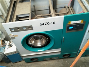 本人有一套干洗设备现低价转让,有意者请联系。