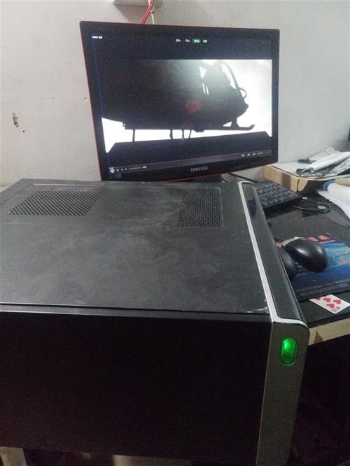 淘汰电脑一台,看电影,要真人视讯,棋牌一点都不卡,290不讲价。有意来电