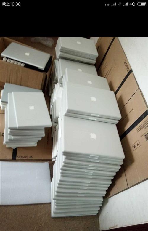 本人之前公司采購了大量蘋果筆記本pro用于做業務,現在公司更新換代,閑置無用,打算低價出售。 希...