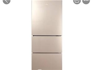 74折TCL 216升 冰箱 三门 软冷冻即切即用 分区不串味  型号:TCL 216升 冰箱 ...