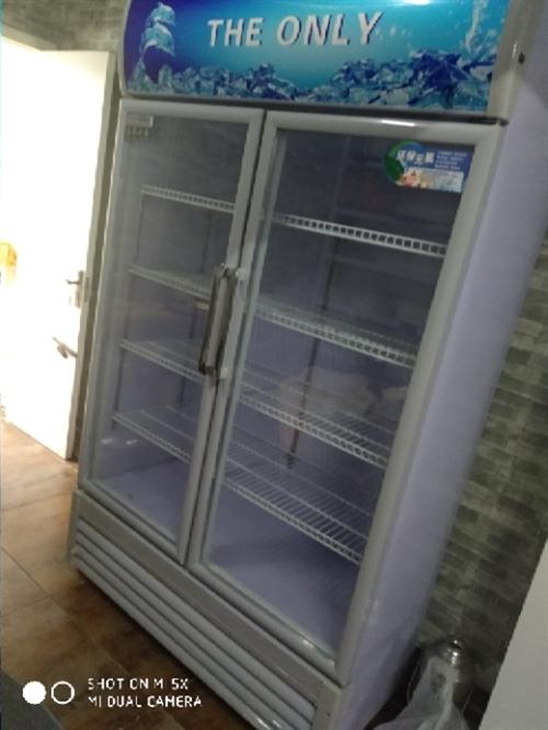 新冷鲜柜,刚刚用了几天。价格面议。18366500069