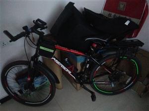 美利达山地自行车,九成新,出售,