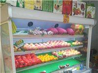 風直冷全銅嵩保鮮柜,二米長,一米九高,四層隔板,溫度可調,一八年七月購買,適用水果,飯店使用。價面議