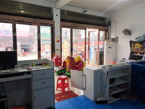 低价处理儿童乐园整套设备