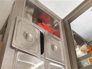 因店面经营亏损,现贱卖以上图片物品(有冰柜、消毒柜、展示柜、加热炉),有意者请联系电话1500897...