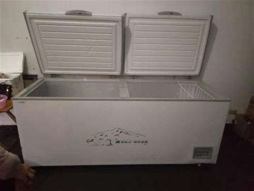 9成新大冰柜,750升,因要到外地發展,價格好說,急售,