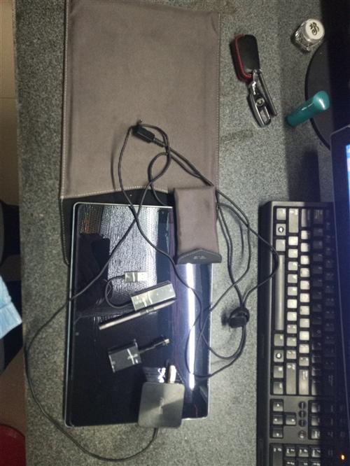 11寸華碩筆記本平板電腦二合一超極本,14年一萬零八百購買。筆記本有兩個屏幕,打開是內屏筆記本,合起...