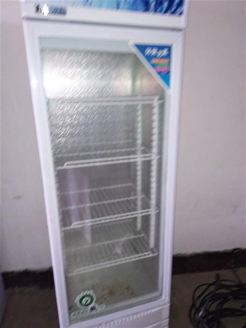 冷藏柜单开门,双开门都有。