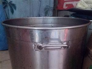 加厚不锈钢汤桶(40,50)八成新