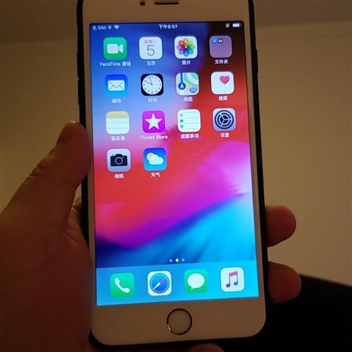 出售苹果6plus 金色,16g手机一部,由于换手机替换下来的,可以正常使用