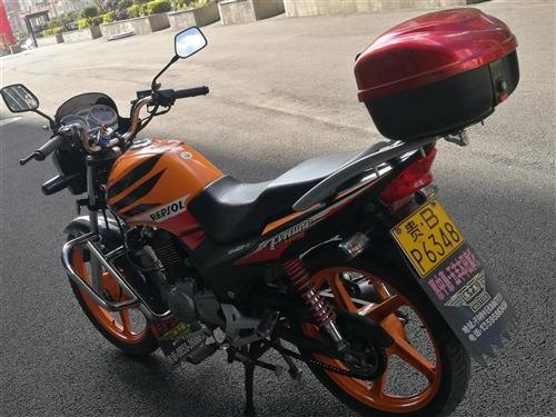 五羊本田摩托車125