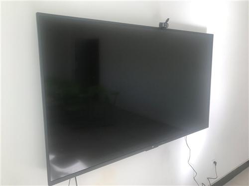 小米65寸4k电视,看的不超过10次,因店铺转让,低价处理,还有新电脑2台