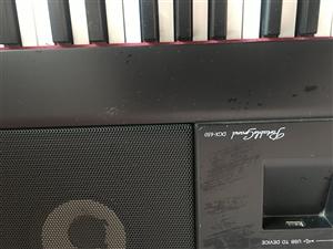 先有雅马哈电钢琴,全新出售,有意者请联系