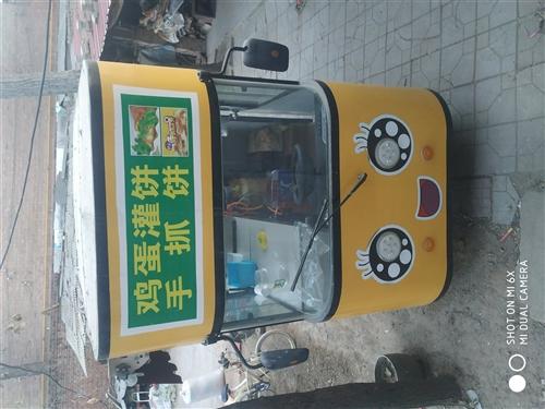 本人出售9成新早餐车,用了俩月,价格面议,电话15931258131