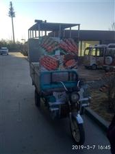 烤串用电动三轮车,因家中有事不用了,出售