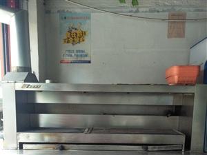 蓝箭环保烧烤机。新机器12800元。正阳新城买的。用了1年。现改行了,出售。非诚勿扰!